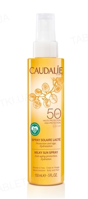 Крем-молочко Caudalie Солнцезащитный SPF 50, 150 мл