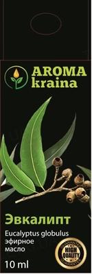 Олія ефірна Aroma kraina Евкаліпт, 10 мл