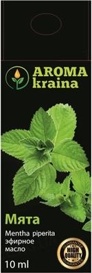 Олія ефірна Aroma kraina М'ята, 10 мл
