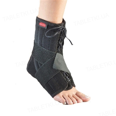 Бандаж на голеностопный сустав Aurafix 417 на шнуровке, размер L