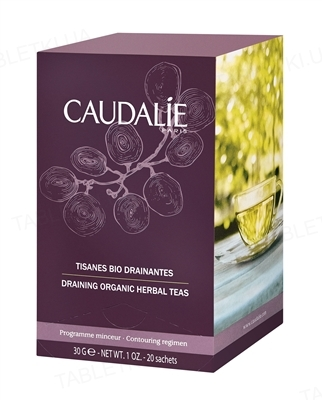 БИО-чай Caudalie Дренирующий Анти-целлюлитная программа,  20 пакетиков