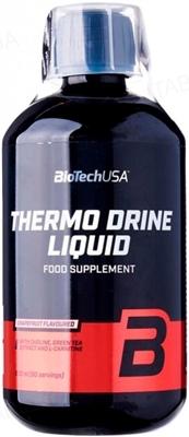Жироспалювач Biotech Thermo Drine Liquid Грейпфрут, 500 мл