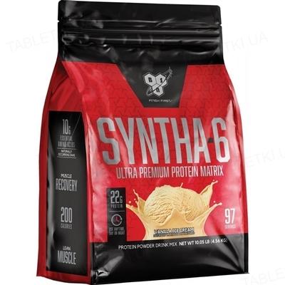 Протеїн BSN Syntha-6 Vanilla Ice Cream, 4.54 кг