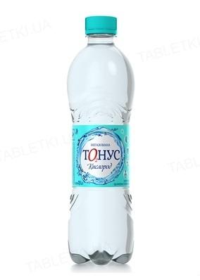 Вода минеральная Тонус-Кислород негазированная, 0,5 л