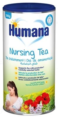 Чай Humana для повышения лактации растворимый, 200 г