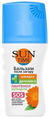 Бальзам після засмаги Біокон Sun Time, 150 мл