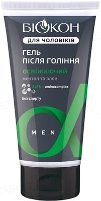 Гель после бритья Биокон Для мужчин освежающий, 150 мл