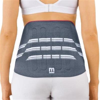 Бандаж поясничный Medi Lumbamed Basic с рёбрами жёсткости, женский, размер 3