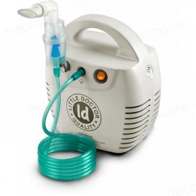 Ингалятор (небулайзер) Little Doctor LD-211С компрессорный белого цвета