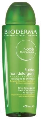 Шампунь Bioderma Node для всех типов волос, 400 мл
