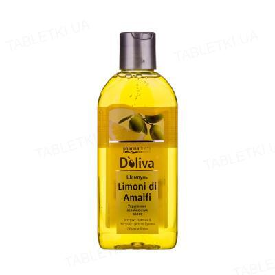 Шампунь Doliva Limoni di Amalfi для ослабленных волос, 200 мл