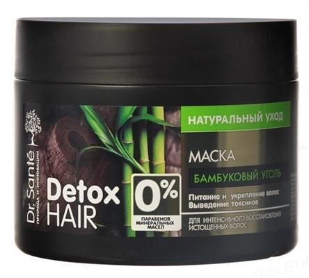 Маска Dr.Sante Detox Hair, 300 мл