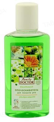 Ополаскиватель для полости рта Family Doctor Ультра-защита , 250 мл