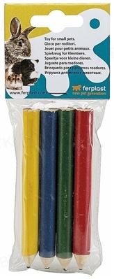 Набор карандашей Ferplast PA 4753 Set Colours Pencils для грызунов