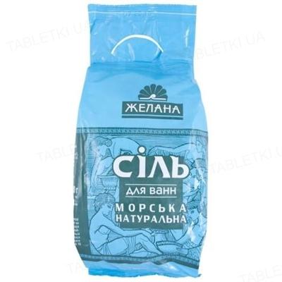 Соль морская Желана натуральная, 500 г
