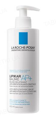 Бальзам для лица и тела La Roche-Posay Lipikar АР+ липидовосстанавливающее, против раздражений, 400 мл