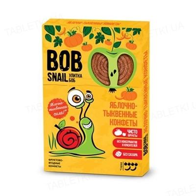 Конфеты Bob Snail натуральные яблочно-тыквенные, 60 г