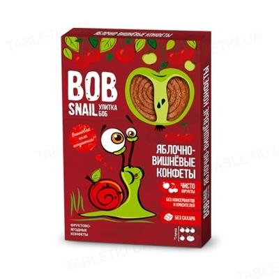 Конфеты Bob Snail натуральные яблочно-вишневые, 60 г