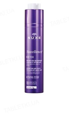Крем ночной Nuxe Nuxellence Детокс антивозрастной для лица, 50 мл