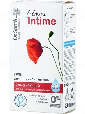 Гель для інтимної гігієни Dr.Sante Femme Intime зволожуючий, 230 мл