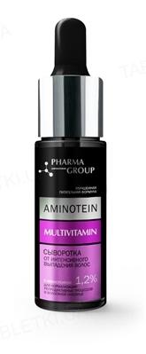 Сыворотка Pharma Group Laboratories от интенсивного выпадения волос, 14 мл