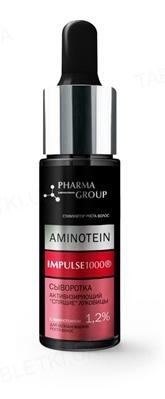 """Сыворотка Pharma Group Laboratories для возобновления роста волос активирующая  """"спящие луковицы"""", 14 мл"""