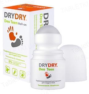 Дезодорант Dry Dry Deo Teen для тела, 50 мл