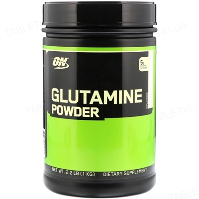 Аминокислота Optimum Nutrition Glutamine Powder, 1000 г