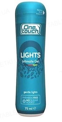 Гель-смазка One Touch Light интимная, 75 мл