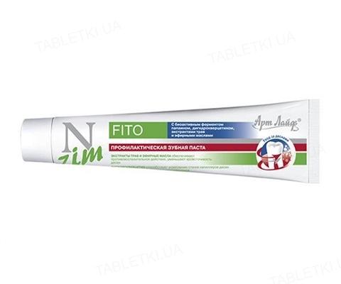 Зубная паста Артлайф N-zim Fito для чувствительных десен, 100 г
