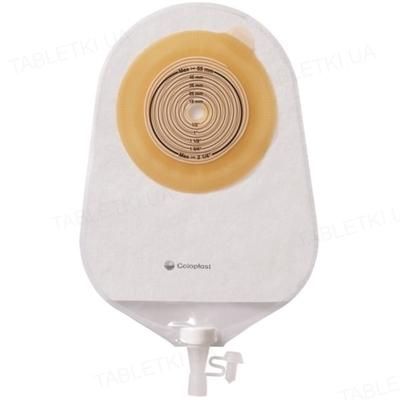 Мешок уростомный Coloplast 17477 Alterna однокомпонентный прозрачный, 375 мл размер для вырезания 10-55 мм, 30 штук