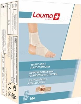 Бандаж на голеностопный сустав Lauma 104 эластичный, размер 2 (L/XL)