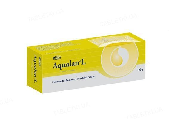 Крем для тела Аквалан Л (Aqualan L), 30 г