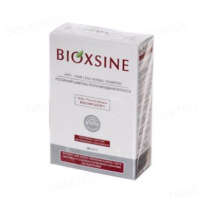 Шампунь Bioxsine против выпадения для нормальных и сухих волос, 300 мл