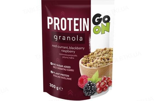 Гранола GO ON Nutrition Protein Granola with Granola with Fruits, 300 г
