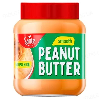 Арахисовое масло Sante Go On! Peanut butter smooth, стекло 350 г