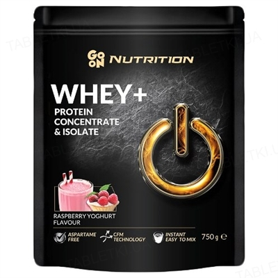 Протеин GO ON Nutrition Whey WPC+ISO Strawberry 750 г