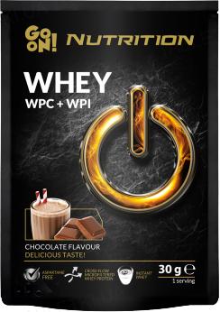 Протеин GO ON Nutrition Whey Chocolate, 30 г