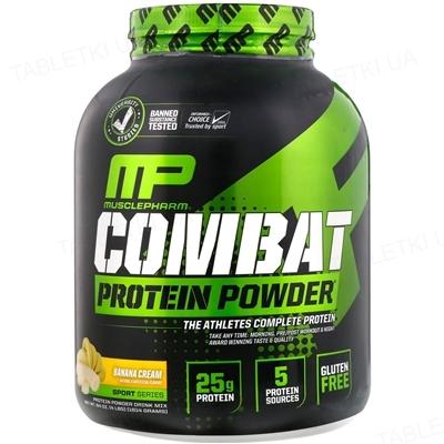 Протеин MusclePharm Combat Banana, 907 г