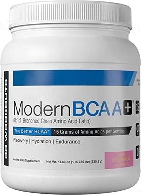 Аминокислота Modern BCAA+ USP labs розовый лимонад, 535 г