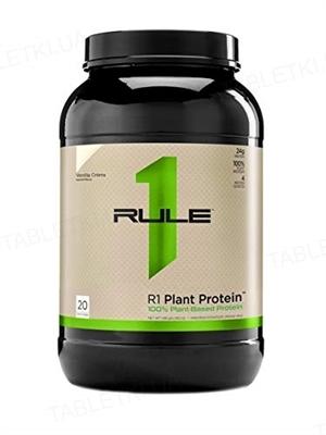 Протеин R1 (Rule One) Plant Protein Ванильный крем, 580 г