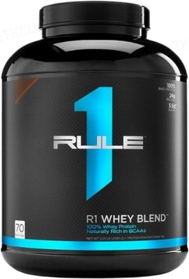 Протеин R1 (Rule One) Whey Blend Кофе мокко, 2308 г