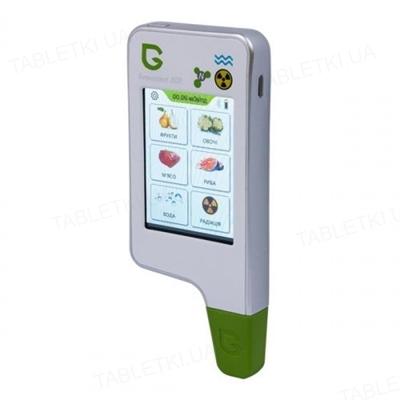 Дозиметр, нитрат-тестер и измеритель жесткости воды GreenTest ECO 6 (новый дисплей)