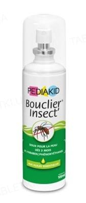 Педиакид PEDIAKID Спрей от комаров для детей от 3 месяцев, 100 мл