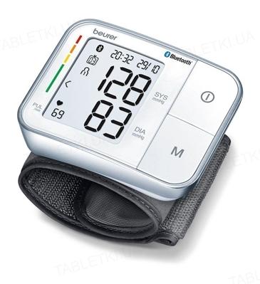 Тонометр Beurer BC 57 автоматический на запястье, с Bluetooth