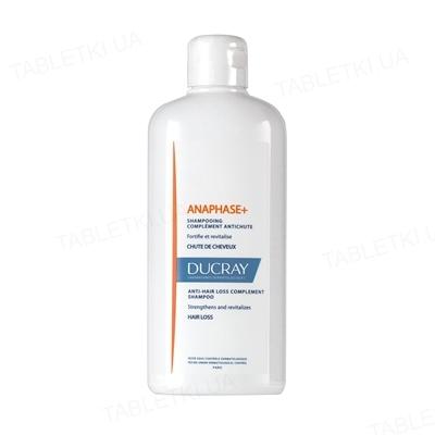 Шампунь Ducray Anaphase+ стимулирующий, для ослабленных волос, 400 мл