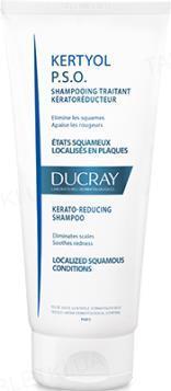 Шампунь Ducray Kertyol P.S.O. для лечения псориаза, 200 мл
