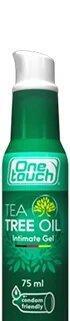 Гель-смазка One Touch Tea Tree Oil интимная, 75 мл