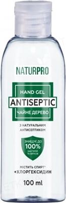 Гель для рук NaturPRO Чайное дерево антисептический, 100 мл