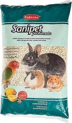 Наполнитель для клеток Padovan Sanipet profumato, 4 л